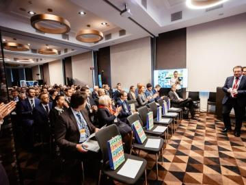 The 2nd annual Ukrainian Automotive Forum organized by the Strategy Council was held in Bank Hotel Lviv on 15th of November