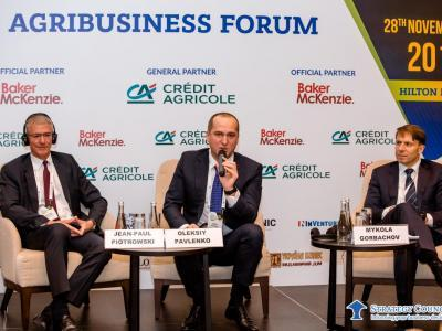 II Annual Ukrainian Agribusiness forum organized by the Strategy Council was held this November