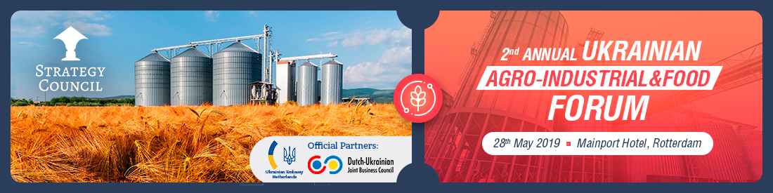 The 2nd Annual Ukrainian Agro-Industrial & Food Forum