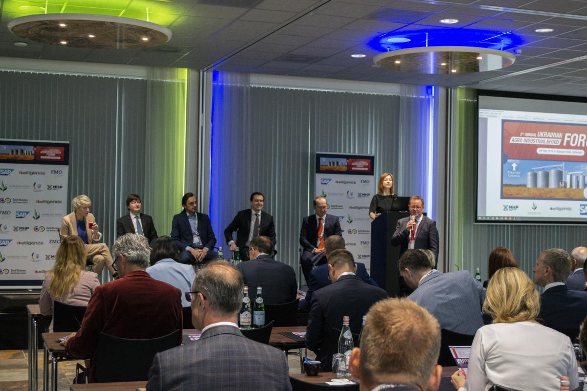 2nd annual Ukrainian Agro-Industrial & Food Forum took place